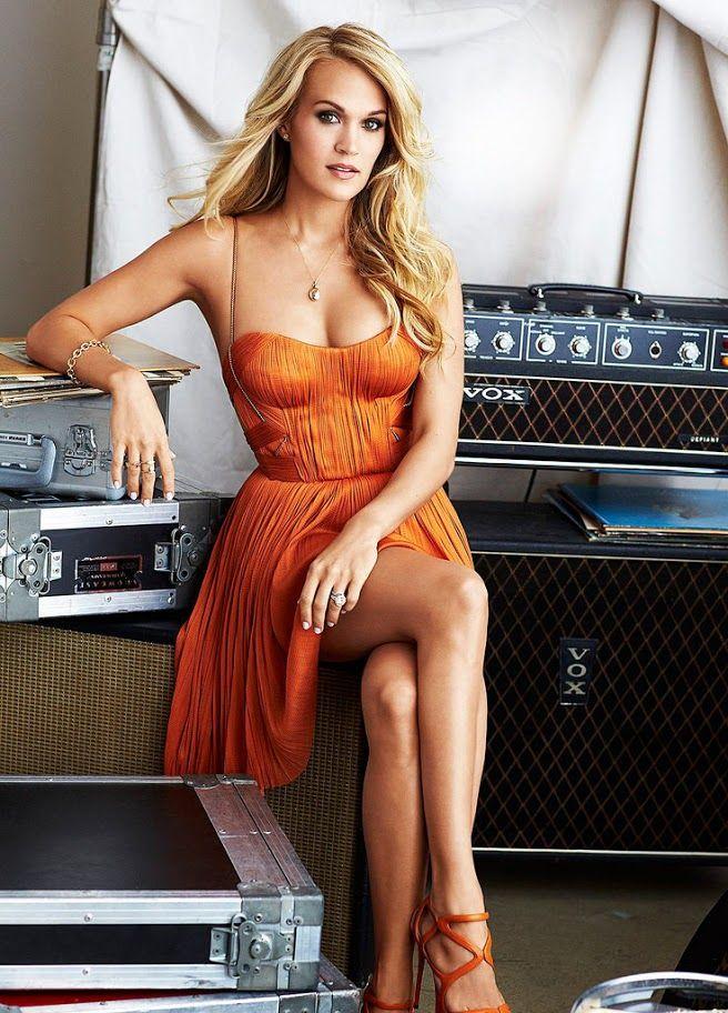 Кэрри Андервуд — Фотосессия для «Cosmopolitan» 2015