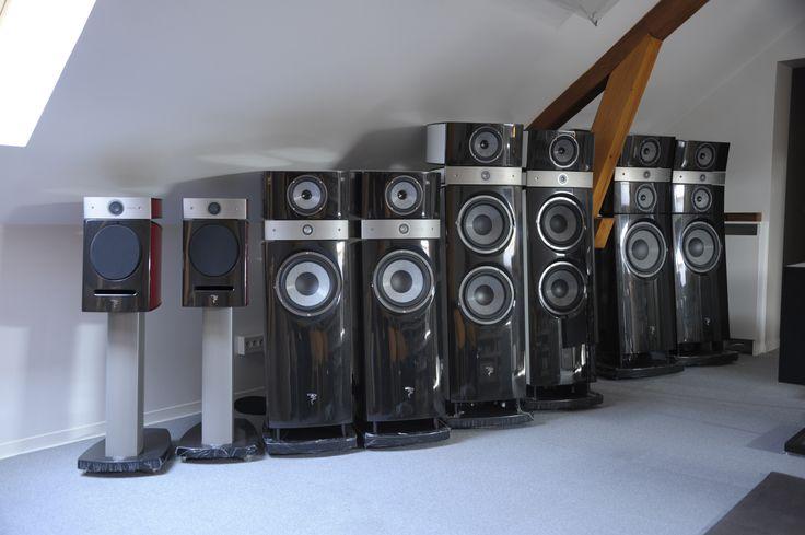Magasin Hifi audio et video : vente de matériels audio haut de ...