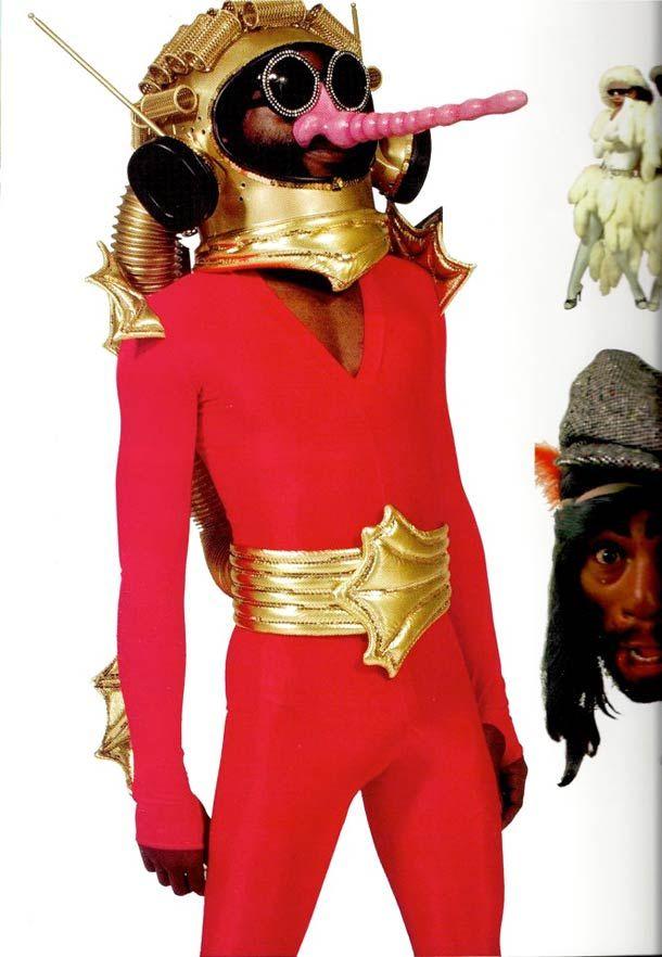 Parliament Funkadelic-George Clinton
