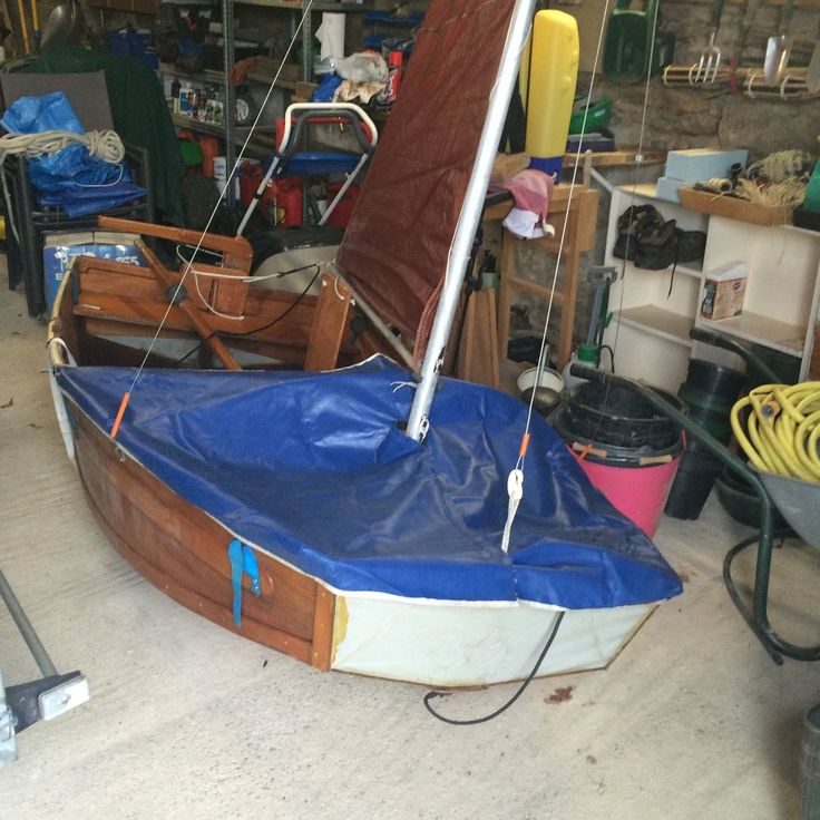 Sea Hopper folding dinghy with full sailing kit and oars in Sporting Goods, Sailing, Accessories & Equipment | eBay!