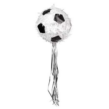 Voetbal Piñata (Pull-string) - Hieppp