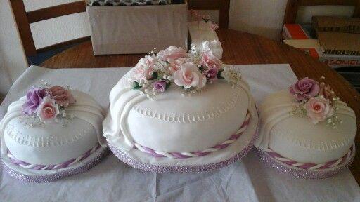 Tortas terminadas