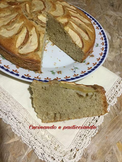 Cucinando e Pasticciando: Torta di Mele al Kefir