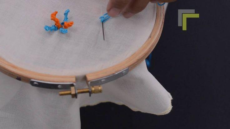 video 3 : Sulaman Tangan (Sulaman Benang 2)