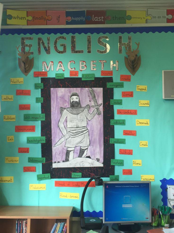 macbeth coursework essay