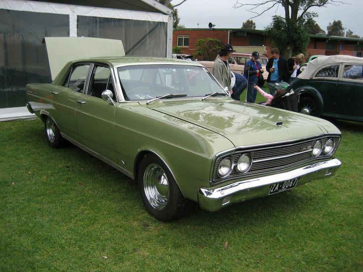 1967 - Ford ZA Fairlane 500