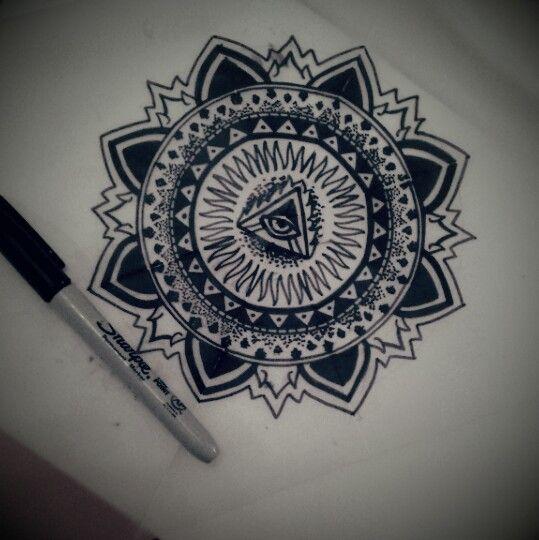 Henna Eye Tattoo: 10 Best Artwork Images On Pinterest