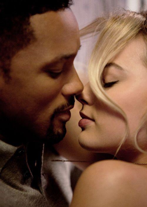 """Will Smith & Margot Robbie in """"FOCUS"""". YEAH.."""