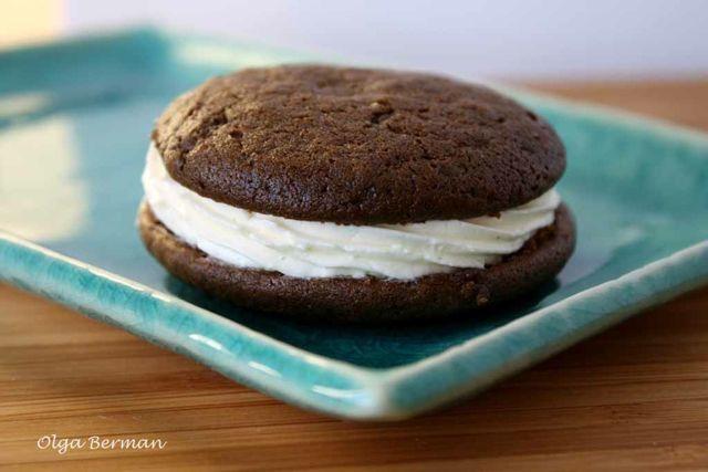 whoopie chocolate pie | Whoopie Pies | Pinterest