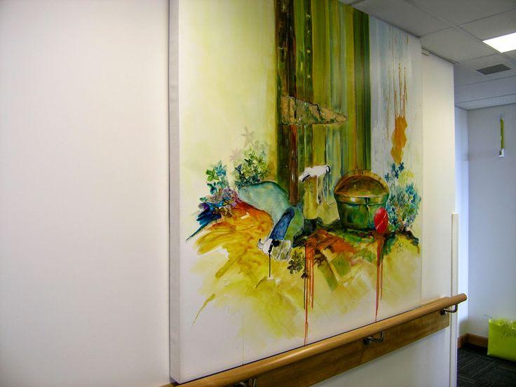 12 best Large Format Artwork For Walls and Halls images on Pinterest ...