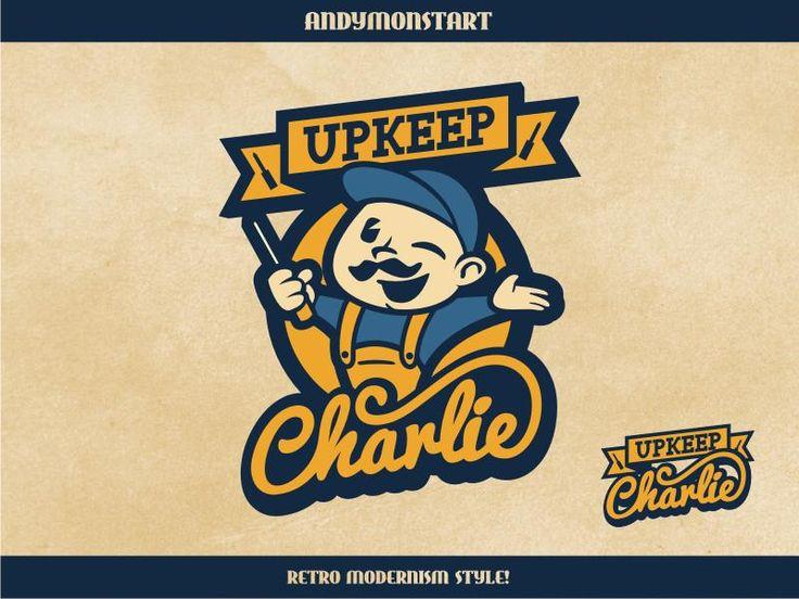Character & Mascot Logo Design  by Suhandi - 3522