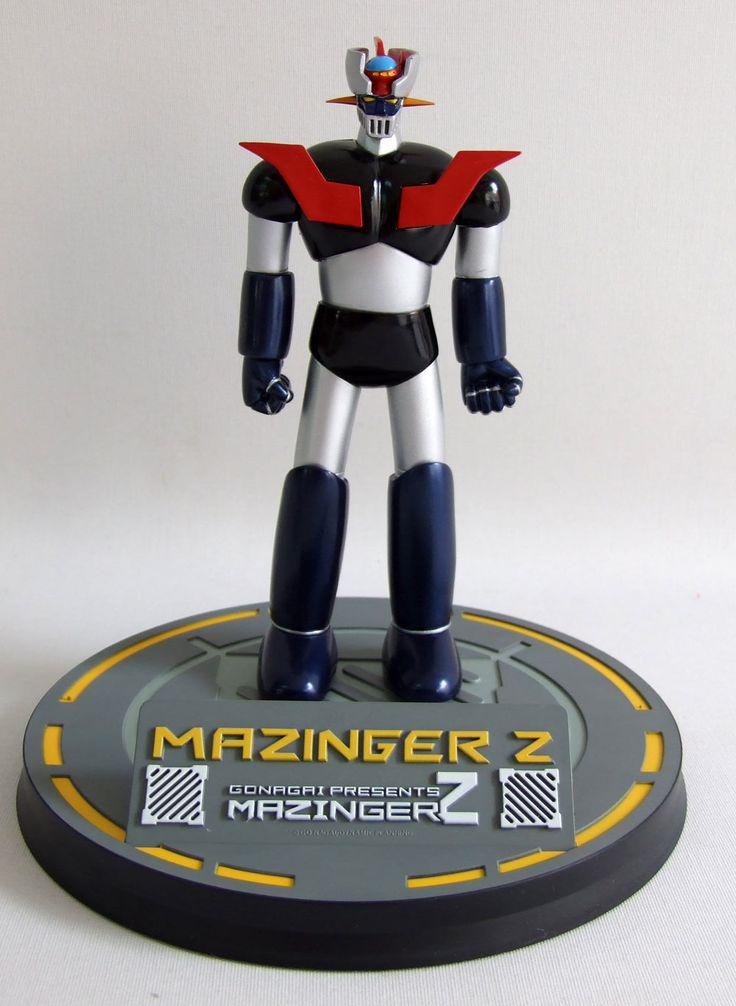 Figura Mazinger Z, 18 cms