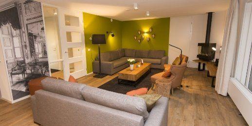 landal miggelenberg veluwe vakantiehuis 12 personen met sauna effeweg met de vrienden. Black Bedroom Furniture Sets. Home Design Ideas