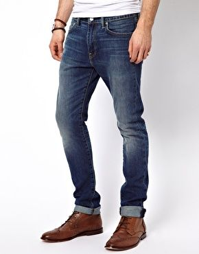 Image 1 of Levis Jeans 510 Skinny Blue Canyon Mid Wash
