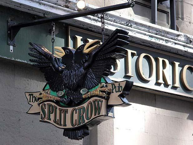 #Halifax's Split Crow Pub is named one of the best pubs in Canada (via Sharp – Canada's Magazine for Men)