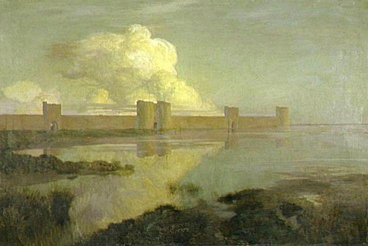 Réne Ménard - Aigues-Mortes (1901)