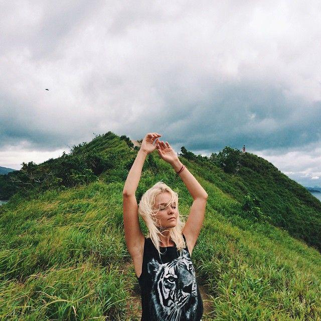 101 отметок «Нравится», 5 комментариев — Photographer Ludmila Nilova (@ludmilanilova) в Instagram: «#travel #traveler #asia #nature #backpacker #Downshifting #philippines #photooftheday #travelgirl…»