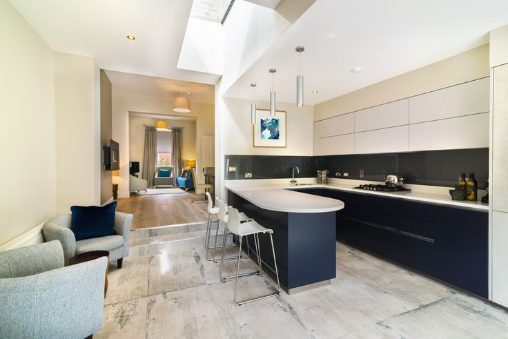 The Complete Renovation of an Edwardian House In Dublin