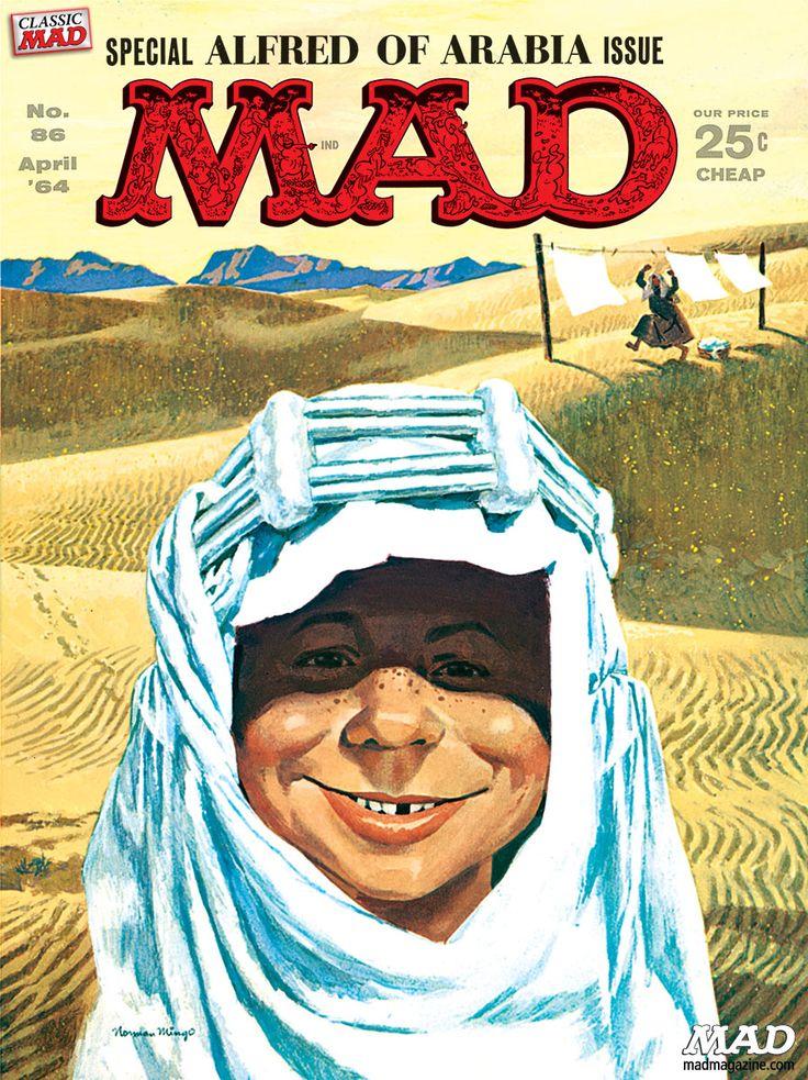 MAD Magazine   MAD Magazine ~The world of Alfred E. Neuman ...