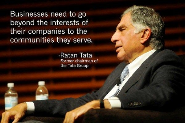 ratan tata quotes on business