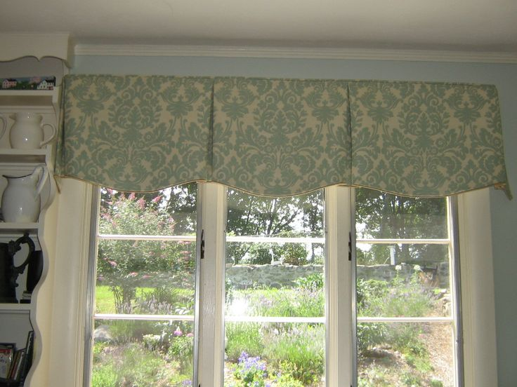 39 Best Images About Box Pleated Valances On Pinterest