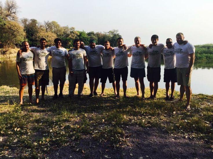 Team Okavango 2016 #shakawe