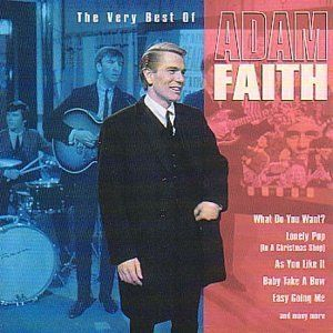 The Very Best Of by Adam Faith (1997-10-13) – British Invasion bands store