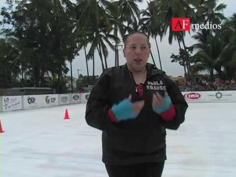 Iniciación al patinaje sobre hielo Nos encanta el patinaje sobre hielo - La Nevera Pista de Hielo, Majadahonda, Madrid