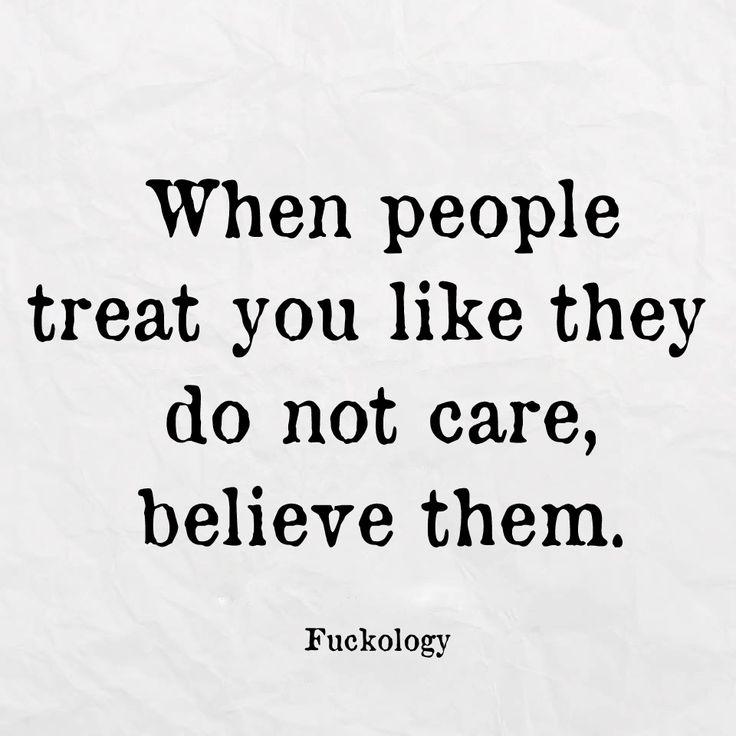 Believe Them...Fuckology