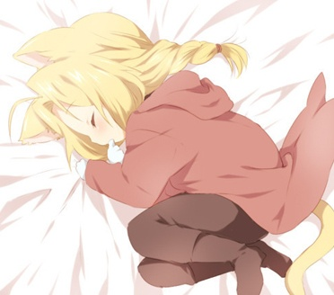 Edward Elric the neko, huh?... Well, I just died and went to chibi heaven.