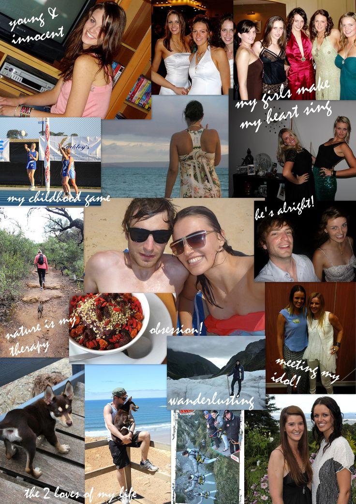 A snapshot of Kate Toholka's life