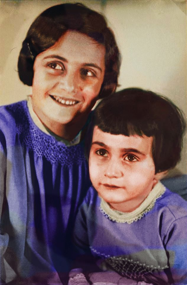 Margot & Anne Frank two lost lifes all because of a war..