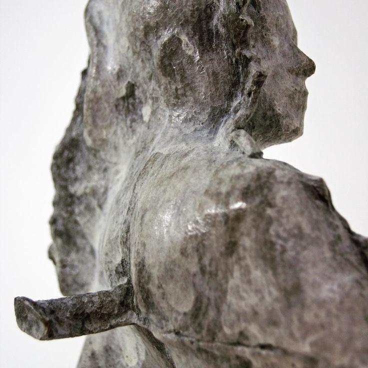 """""""Die cast love"""" detail (2015) #sculpture #art #fineart #figurativeart #bronze #cast #artist #love"""