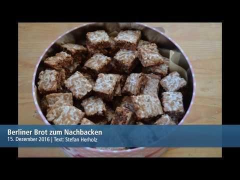 Berliner Brot zum Nachbacken | Lüdenscheid