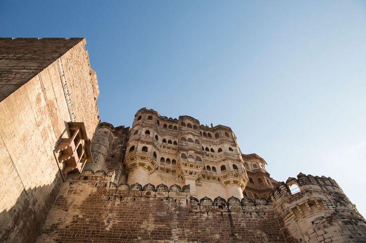 Fuerte de Mehrangarh en Jodhpur - Rajastán, un viaje en el tiempo