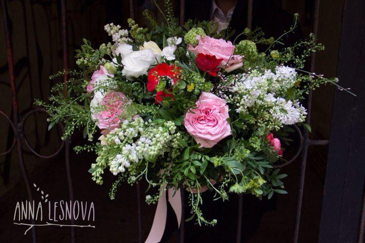 #floral #nature #букет #флористика #цветы #флорист