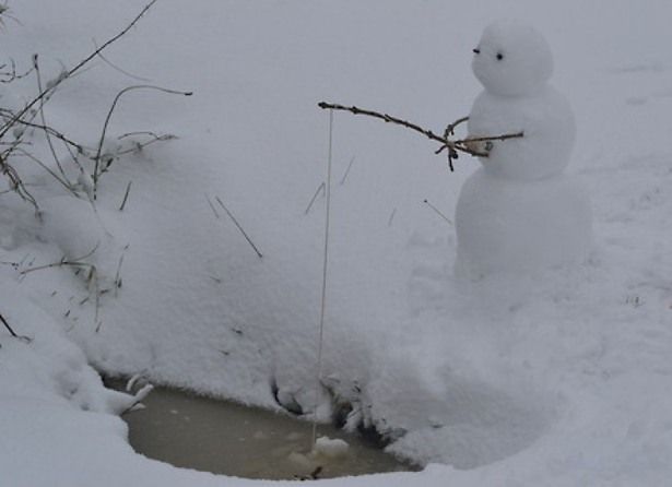 Best Snowmen Images On Pinterest Snow Sculptures Snowmen - 15 hilariously creative snowmen that will take winter to the next level 7 made my day