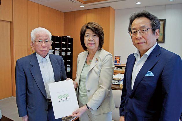 西川文部科学副大臣×清成学長 地域活性化に事業構想を | 月刊「事業構想」2014年9月号