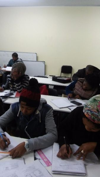 We are offering Mathematics, Physics Chemistry, Life Science and Mathematical literacy For any grade 12 from any school. Mondays to Fridays from 830am to 200pm Slaney Centre 39 Durban Road Bellville can call 021 839 5436WhatsApp : 060 324 5770