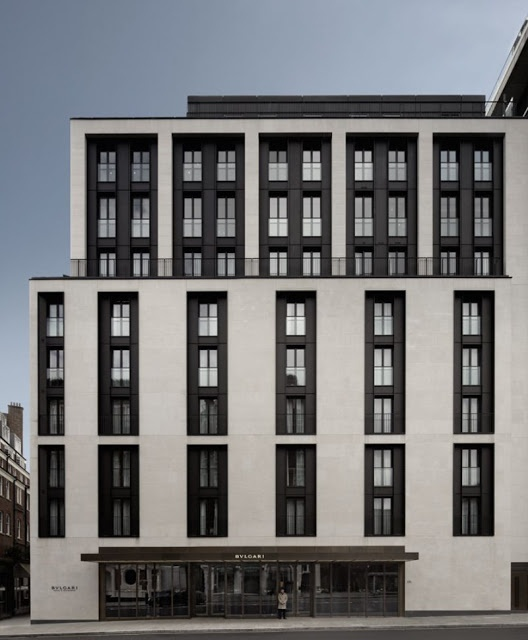 Bvlgari Hotel By Antonio Citterio Patricia Viel And Partners London Hotels Restaurants