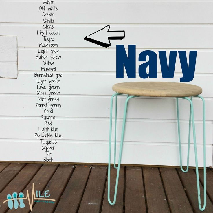 Navy goes with...