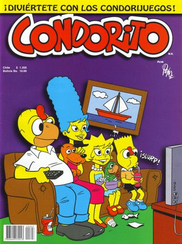 CondorSimpsons