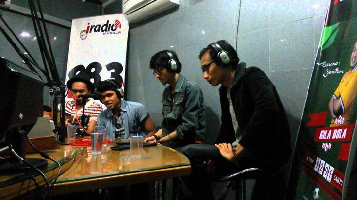 D`lloyd - Mengapa Harus Jumpa cover DEGA live at I-Radio