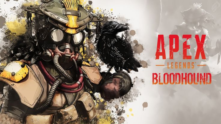Apex Legends Bloodhound Hd Apex wallpaper 4k 2019, Apex