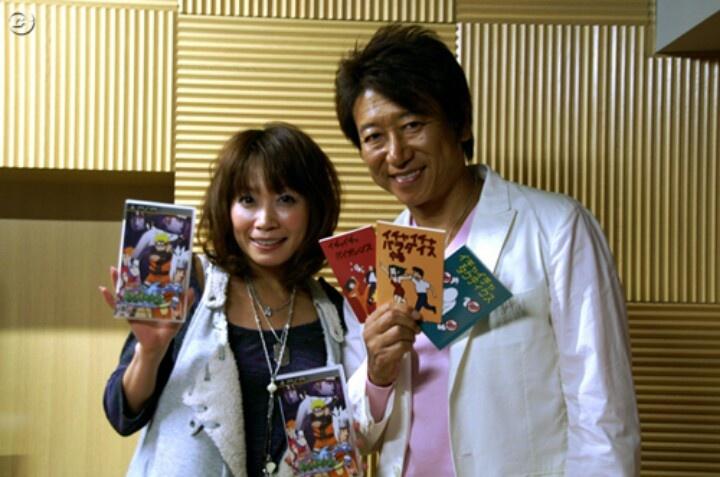 Junko takeuchi kazuhiko inoue seiyuu pinterest
