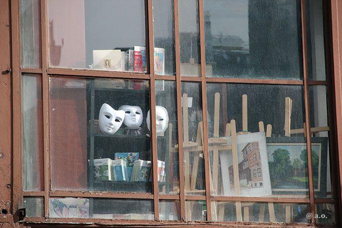 Maskeler - Masks