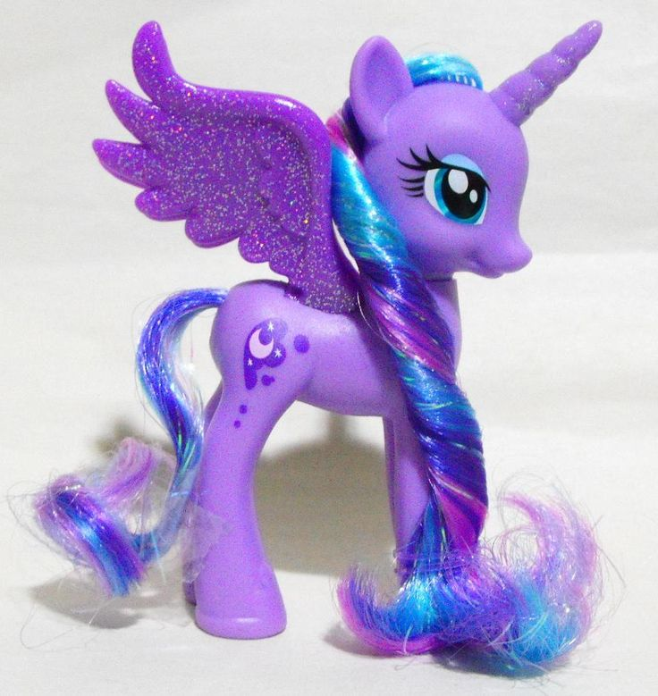 my little pony luna toy - Google Search