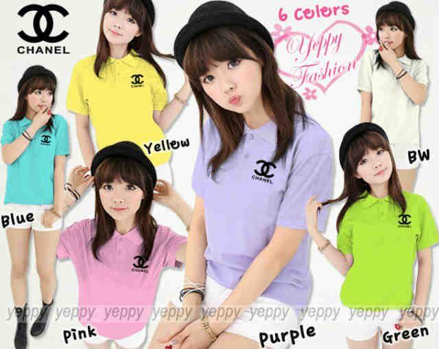 Baju Polo Chanel Lacoste, Ready Stock, Untuk pemesanan dan informasi silahkan hubungi Admin di:  HP/WhatsApp: 085259804804