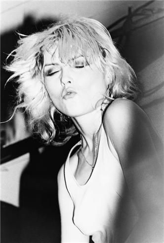 Blondie, My Fathers Place, New York City, 1978 | Ebet Roberts