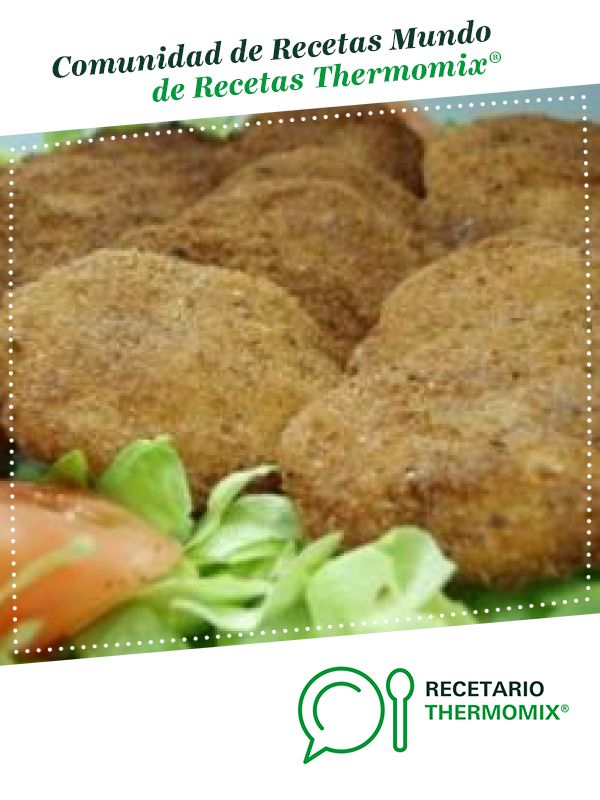 Nuggets De Pollo Receta Nuggets De Pollo Recetas De Thermomix Recetas De Comida